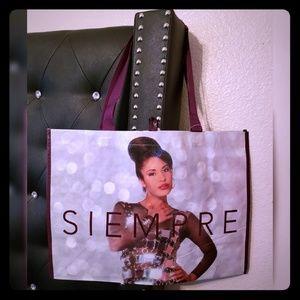 Selena quintanilla limited edition tote bag⚘